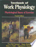 Textbook of Work Physiology - Åstrand m.fl.
